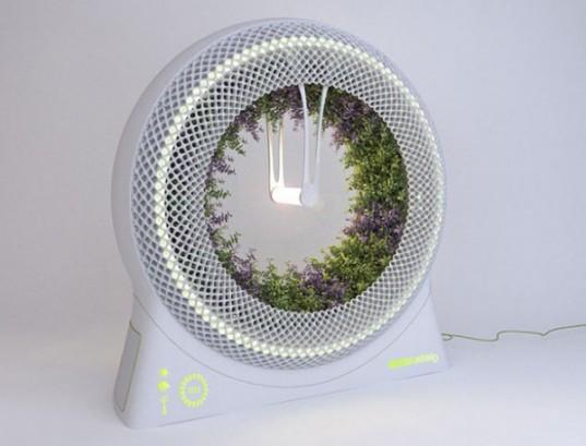 Green-wheel-rotary-frame-hydroponic-garden-nasa
