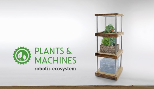 Robotic Aquaponics System Brings Artifical Intelligence To